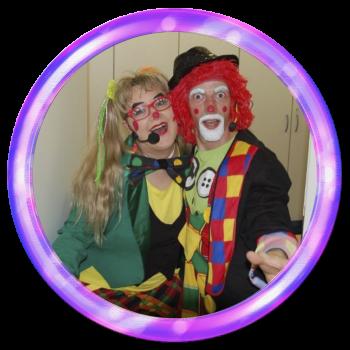 Clown Nici & Ole I